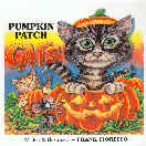 Pumpkin Patch Cats